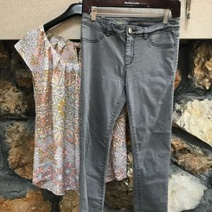 LC Lauren Conrad Outfit